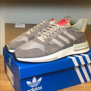 Adidas ZX 500 RM Leather Suede Boost